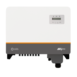 Сетевой инвертор Solis 30K-5G-DC