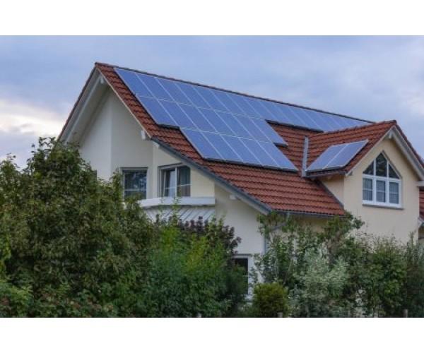Сколько нужно солнечных батарей для дома?