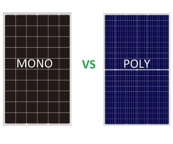 Поликристаллические и монокристаллические солнечные батареи и их отличия
